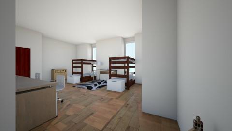 Loris Dormroom - Glamour - Kids room  - by Neon_Gravestones