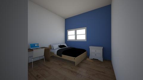 kayles new room  - Bedroom  - by Kaylee4321