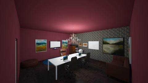 School Room_Michael_Elsie - Office  - by Rsvo64