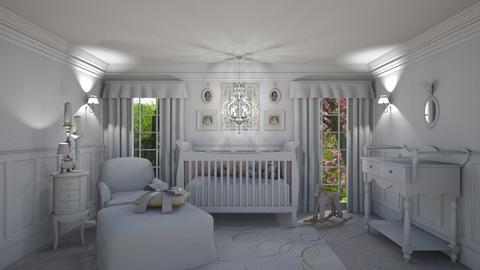 Shabby Chic Nursery - Kids room - by creato