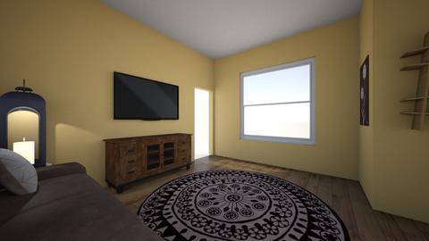 Katie Turner Room 2 - Minimal - Living room  - by Katie___Turner