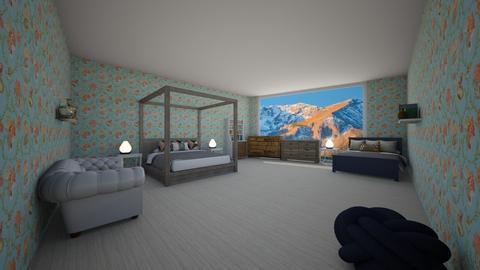 th rocky twin - Bedroom  - by bintia c