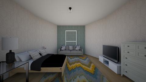 hj room - Bedroom  - by chinixxa