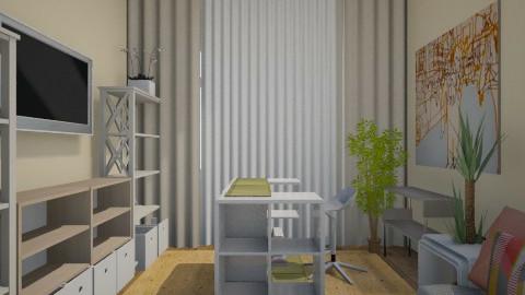 Ks Studio - Eclectic - Office - by kfajardo