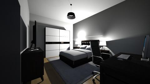 GIL - Bedroom  - by matildepeixoto