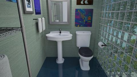 toilet - Bathroom  - by amyskouson