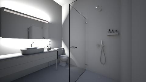 Nolan bath - Bathroom  - by 10 kids