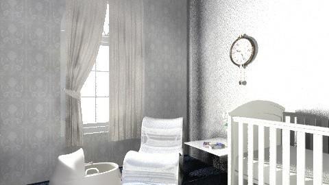 Royal Fairytale Nursery - Classic - Kids room  - by georgiac