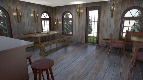 Tavern - Rustic - by investmentrecon