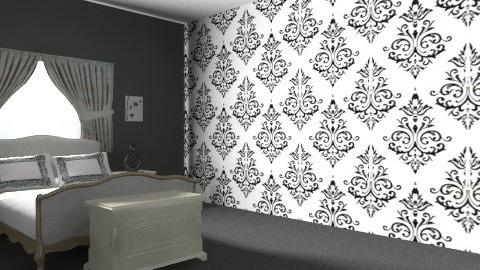 bedroom - Vintage - Bedroom  - by townley_debbie