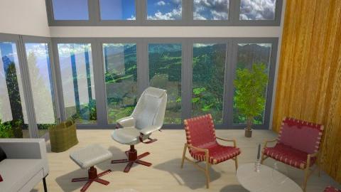 Residence  - Modern - Living room - by anjuska9