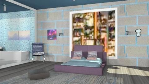 minim - Minimal - Bedroom  - by ATELOIV87