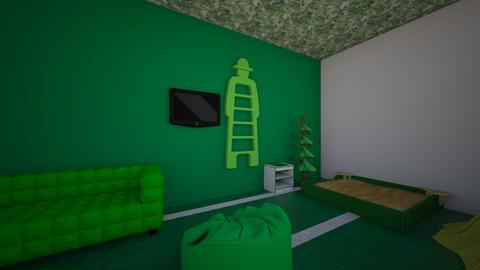 sasaaaaa - Kids room  - by SARACOCO