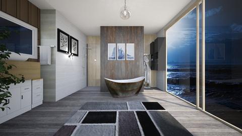 phong tam  - Bathroom  - by minhtam1962008