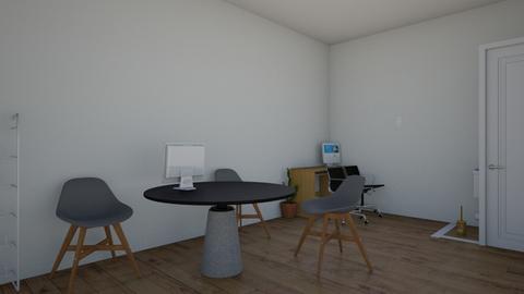 carol planol - Office  - by Carolina Lorenzo