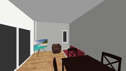 LivingRoom Sample1 - Living room  - by David9871