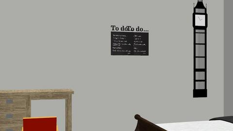 Raonar Zimmer - Kids room - by raonar20000000000000000000000000000