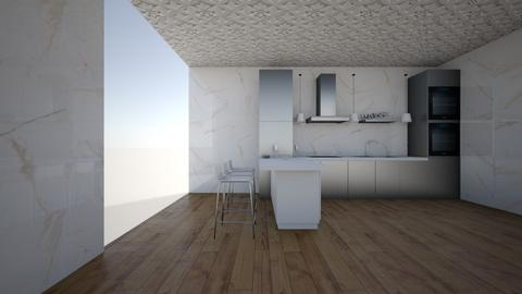 unico - Living room  - by roxy paez