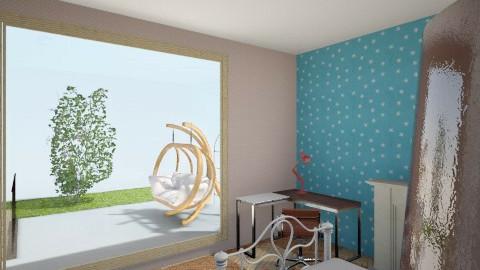flat 1 - Vintage - Bedroom - by jfurstner