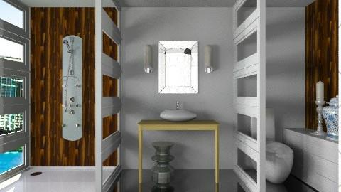 Shower For Theo - Modern - Bathroom  - by 3rdfloor