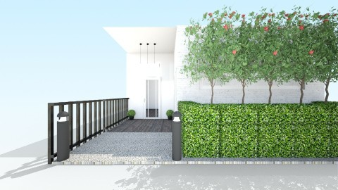 modern house - by designer210