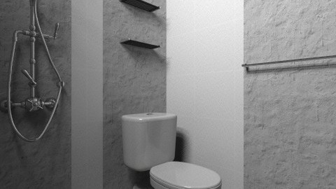 Minimalist Bathroom - Minimal - Bathroom  - by fugutocata89