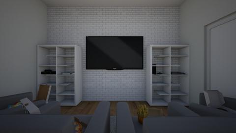 Noa Jones - Living room  - by theIrishdog