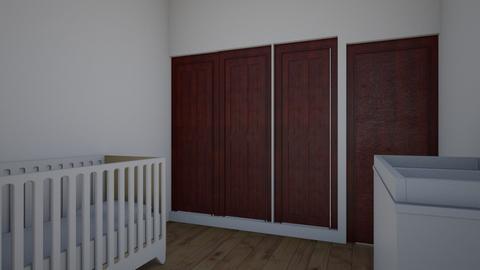 Cuarto Vicente - Minimal - Kids room  - by danalib