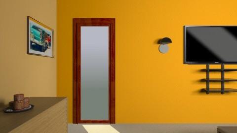 entrance - Retro - by Tamal dolui