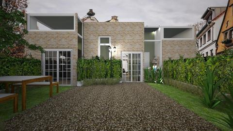 Casa300Outdoor - Modern - Garden  - by nickynunes