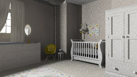 Jessica - Minimal - Kids room  - by emylme
