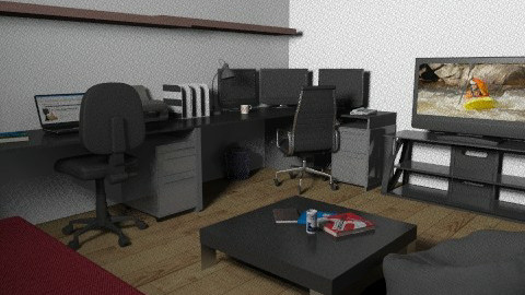 Home Office3 - Minimal - Office  - by mburo