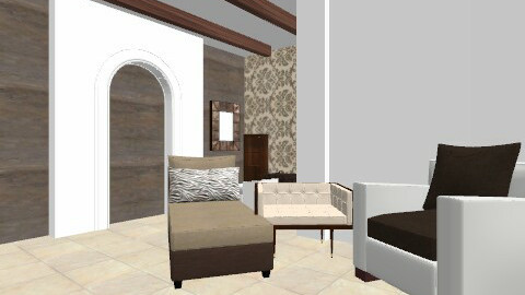Bathroom - Rustic - Bathroom  - by Jessiecait