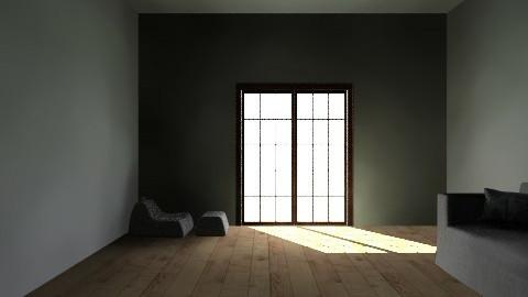 Boring living room - Minimal - Living room - by Sweetie9