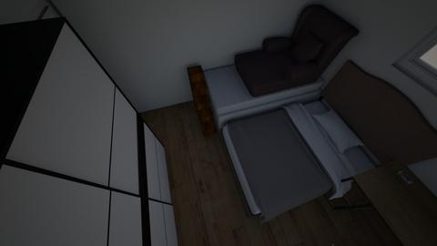 Zimmer - Modern - Bedroom - by coolio112