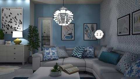 Template 2019 living room - Living room - by kalaaa