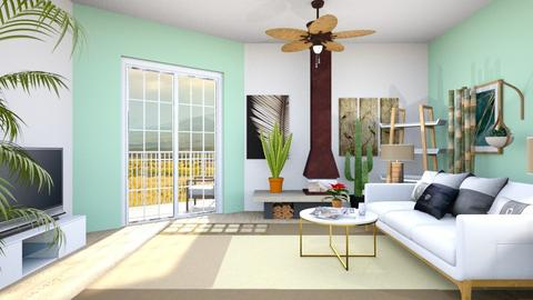 Contest Horse_Lover_Mel - Country - Living room  - by Horse_Lover_Mel