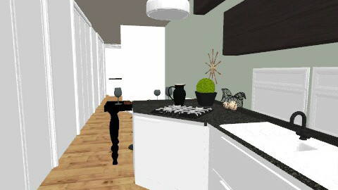 4 x 4 combo agave - Glamour - Kitchen - by domuseinterior