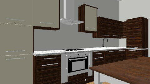 cucina - Glamour - Kitchen  - by ciccina