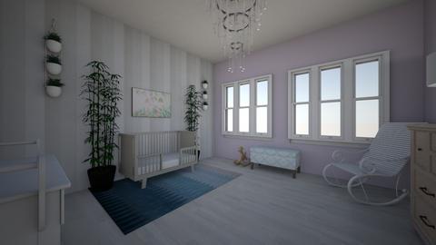 nursery - Kids room  - by LHSHousing