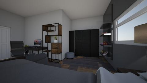 Room 1 - Modern - Bedroom  - by Guvanni