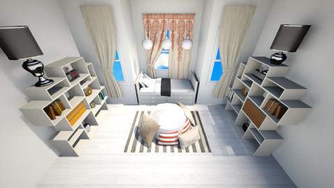 SmallSweetSleeping Space - Bedroom - by Surim Lee