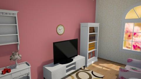 shabby 2 - Living room - by vardya