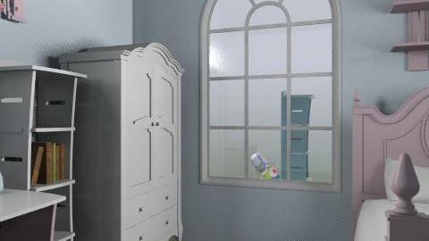 Twins room - Modern - Kids room  - by camidome