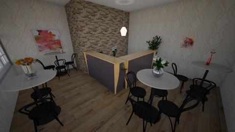 Cafe - Minimal - by pr1cessplayz