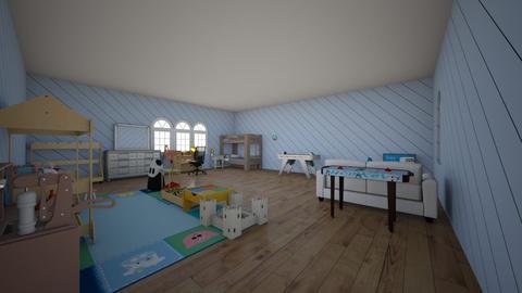 Kids room - Modern - Kids room  - by School student
