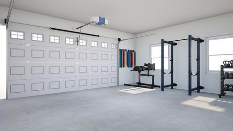 2 Car Garage Template - by rogue_2c579049d8de1c8c405b5afadf6a8