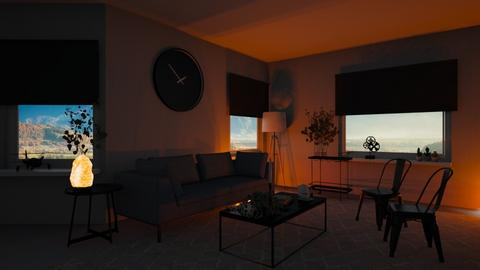 Tara - Living room  - by Noa Jones