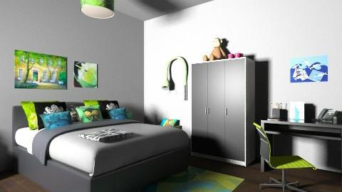 4642 - Modern - Kids room  - by whoivan6722