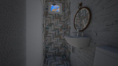 bathroom - Bathroom  - by Nan92